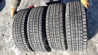 Dunlop Grandtrek SJ7. Зимние, без шипов, 2010 год, износ: 40%, 4 шт
