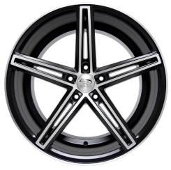 Sakura Wheels. 9.5x19, 5x112.00, ET37.5, ЦО 73,1мм.