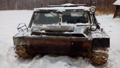 ГАЗ 71. Вездеход ГТСМ-71