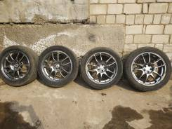 Work Emotion CR-KAI. 7.5x18, 5x100.00, ET35