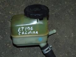 Бачок гидроусилителя руля. Toyota Caldina, CT196V, CT196, ET196V, ET196 Двигатели: 5EFE, 2C