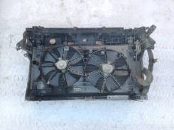 Вентилятор охлаждения радиатора. Mazda Mazda3, BL