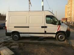 Renault Master. Продается цельнометаллический грузовой фургон , 2009, 2 500 куб. см., 1 500 кг.