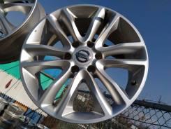 Nissan. 8.0x20, 6x139.70, ET35, ЦО 78,0мм.