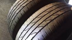 Bridgestone Dueler H/P Sport. Всесезонные, 2010 год, износ: 30%, 2 шт