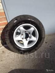 "Продам комплект летних грузовых колес. 6.5x15"" 6x139.70 ET30 ЦО 108,0мм."
