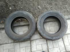 Dunlop Eco EC 201. Летние, 2014 год, износ: 10%, 2 шт