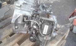 Коробка переключения передач (роботизированная). Citroen C4