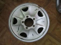 Suzuki. 6.5x16, 5x139.70, ET25, ЦО 108,0мм.