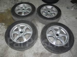 Продам комплект зимних колес. 7.0x17 5x114.30 ET38