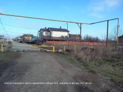 Участок 8 соток под ИЖС с коммуникациями в Краснодаре. 826 кв.м., собственность, электричество, от частного лица (собственник)