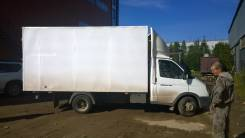 ГАЗ 3302. Продам а/м , 2014 г. в., 4-метровый промтоварный фургон., 2 464куб. см., 1 500кг.
