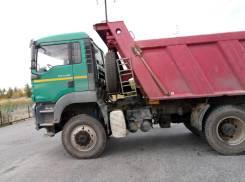 MAN. Продаётся tga33.390 самосвал 2007 года, 10 000 куб. см., 25 000 кг.