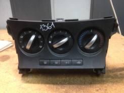 Блок управления климат-контролем. Mazda Mazda3, BL