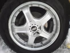 ASA Wheels. 7.0x17, 4x114.30, 5x114.30, ET45, ЦО 74,1мм.