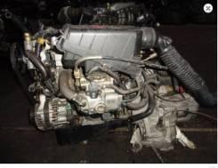 Двигатель в сборе. Honda: Civic Shuttle, Civic Ferio, Civic, Partner, Logo Двигатель D13B