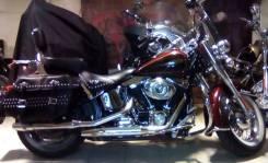 Harley-Davidson Heritage Softail Classic FLSTC. 1 573 куб. см., исправен, птс, с пробегом