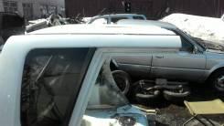 Задняя часть автомобиля. Mitsubishi Dingo, CQ2A Двигатели: 4G15, GDI