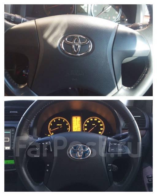 Переключатель на рулевом колесе. Toyota: Camry, Wish, Mark X, Premio, Allion, Crown, Mark X Zio, Prius, Highlander