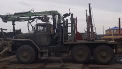 Урал. Продаётся лесовоз ., 10 850 куб. см., 15 000 кг.