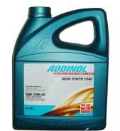 Addinol. Вязкость 10W-40, полусинтетическое