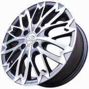 Sakura Wheels 756B. 6.0x15, 4x100.00, ET40, ЦО 67,1мм.