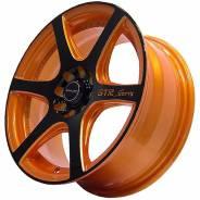 Sakura Wheels 3717Z. 6.5x15, 4x98.00, 4x100.00, ET35, ЦО 73,1мм.