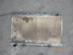 Радиатор охлаждения двигателя. Nissan Bluebird, SU14 Двигатель CD20