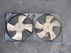 Вентилятор охлаждения радиатора. Nissan Bluebird, SU14 Двигатели: CD20, CD20E