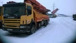 KCP. Продается Автобетононасос (бетононасос) Scania , 12 000куб. см., 42,00м.
