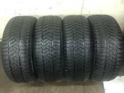 Pirelli Winter Sottozero. Зимние, без шипов, износ: 10%
