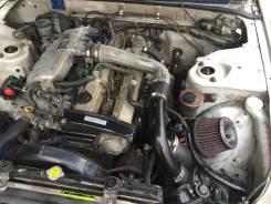 Механическая коробка переключения передач. Nissan Skyline, HR32, HCR32, FR32 Двигатель RB20DET