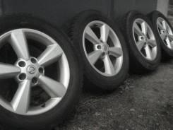Nissan. 6.5x17, 5x114.30, ET40