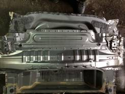 Рамка для крепления номера. Toyota Camry, ACV40 Двигатель 2AZFE