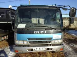 Isuzu Forward. Исудзу форвард, 7 800 куб. см., 8 000 кг., 12 м.