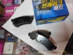 Колодка тормозная. Lifan X60