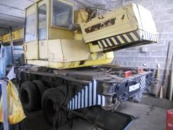 ЗИЛ 133ГЯ. Автокран ЗИЛ 133 ГЯ, 1 500 куб. см., 10 000 кг., 14 м.