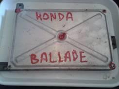 Блок управления двс. Honda Ballade