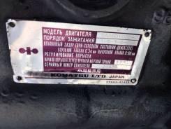 Двигатель в сборе. Komatsu PC. Под заказ