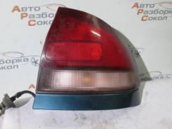 Фонарь наружный Mazda 626 (GE) 1992-1997, правый задний