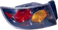 Фонарь наружный для Mazda Mazda 3 (BK) 2002-2009, левый задний