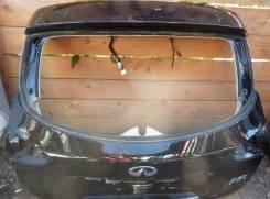 Крышка багажника. Infiniti EX25