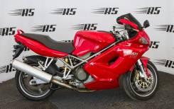 Ducati ST4. 400 куб. см., исправен, птс, с пробегом. Под заказ