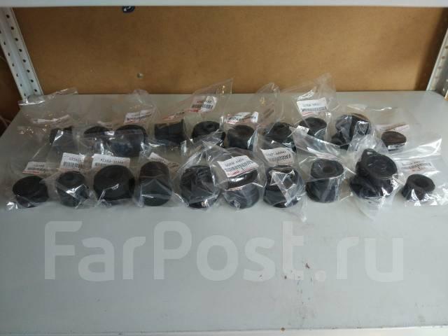 Подушка кузова. Lexus GX470, UZJ120 Toyota Hilux Surf, RZN180, KZN185, KDN185, VZN180, VZN185, RZN185 Toyota Tacoma, VZN160, RZN171, VZN170, RZN161, R...