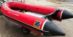 Zodiac. Год: 2010 год, длина 3,90м., двигатель без двигателя, 40,00л.с., бензин