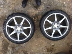 Продам колеса prodrive диаметром 18/7,5 в хорошем состоянии. 7.5x7.5 5x120.00