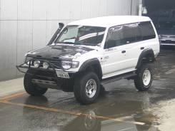 Mitsubishi Pajero. V45W, 6G74 GDI