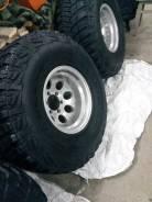 Продам колёса. 10.0x15 6x139.70 ET-46 ЦО 110,0мм.