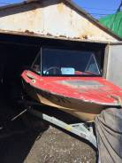 Крым. Год: 1989 год, длина 4,50м., двигатель подвесной, 40,00л.с., бензин