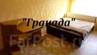 2-комнатная, улица Хабаровская 30а. Первая речка, агентство, 46 кв.м.